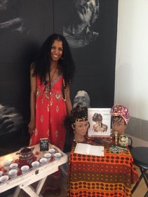 Panelist Tamara A. Owner of Ancestral Strands